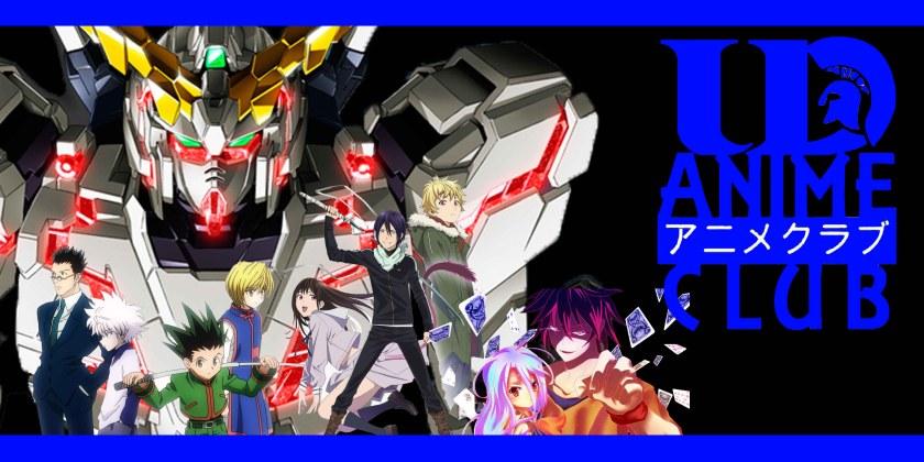 Anime Club Banner