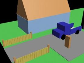 RSeaba_Farm(House, Truck)